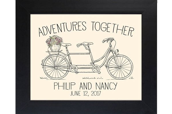 love gifts for him adventures together