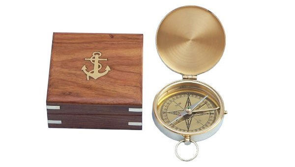 navy retirement gifts compass