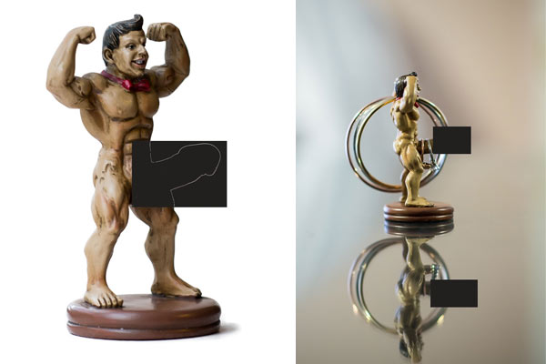 quirky gifts ofr him jewellery holder