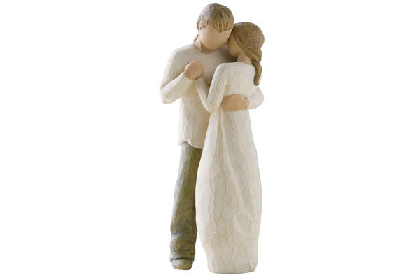 romantic birthday gifts for him figurine