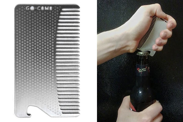 unusual birthday gifts for him go comb