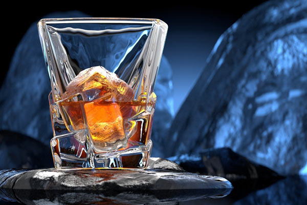 Whiskey Glass Gift Set iceberg whiskey glasses