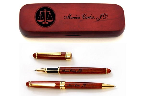 best gifts for lawyers personalized pen