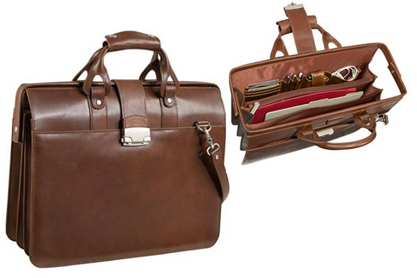 birthday gift ideas for a doctor leather bag