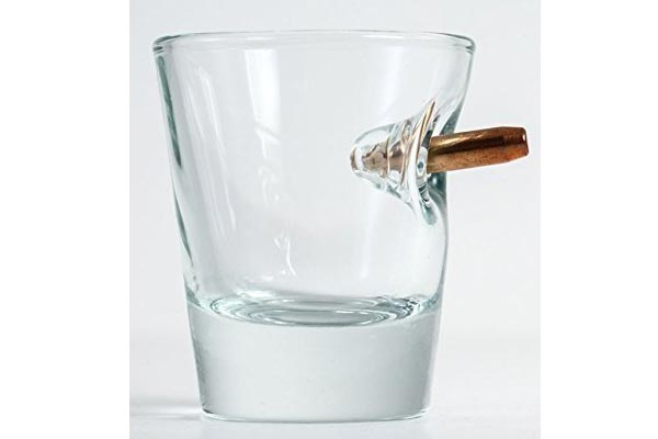 cool gifts for guys under 30 shot glass