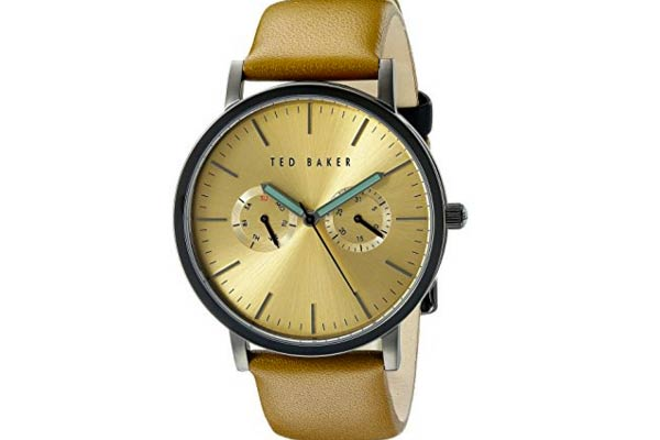 firefighter retirement gifts Ted Baker watch
