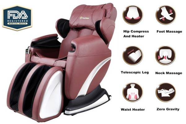 firefighter retirement gifts massage chair