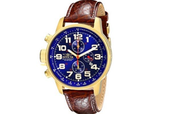 hot gifts for men invicta watch