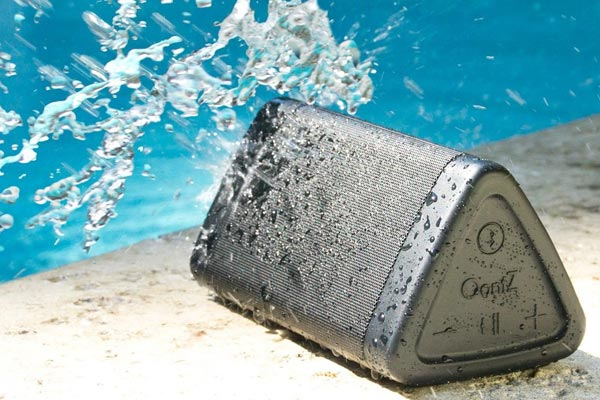 hot gifts for men waterproof speaker