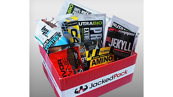 monthly gift subscriptions for men jacked pack