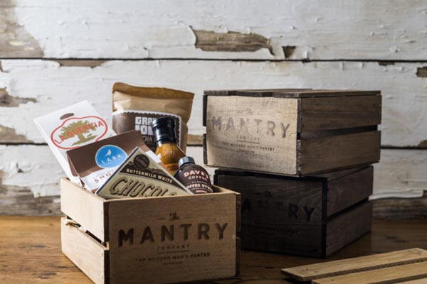 monthly gift subscriptions for men mantry