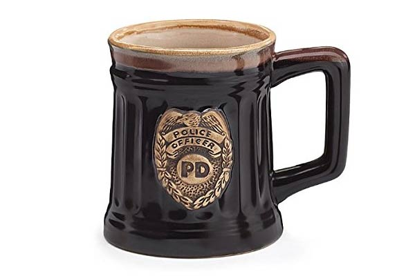 police officer gifts ideas mug