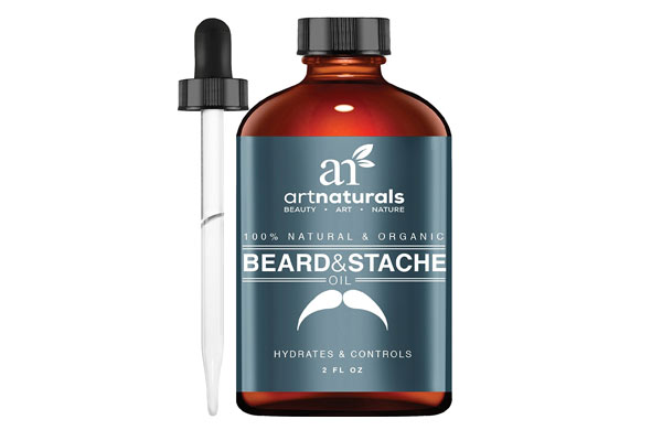 affordable gifts for him beard oil