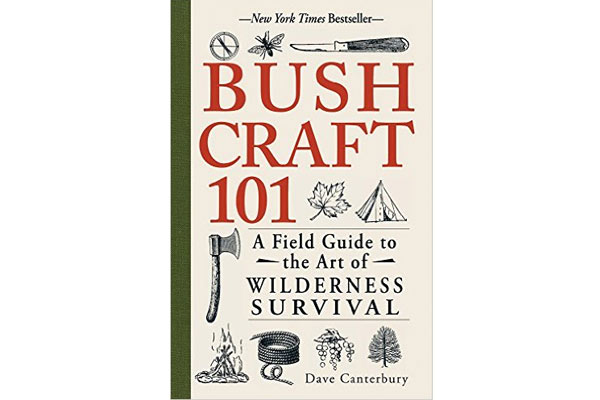 affordable gifts for him bush craft 101
