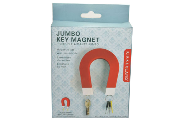 affordable gifts for him magnet key organiser