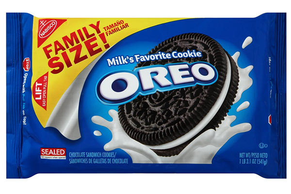 affordable gifts for him oreo cookies