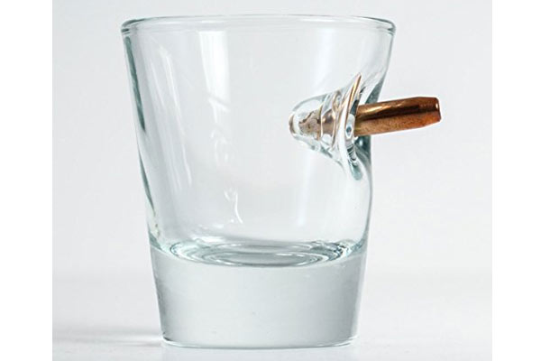 affordable gifts for him shot glass