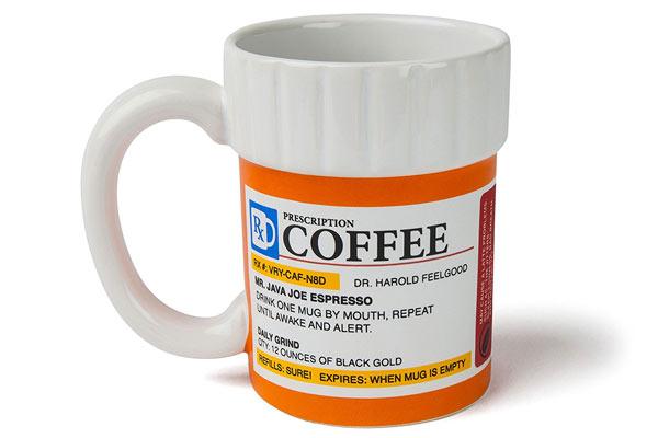 best birthday gifts for guys prescription mug