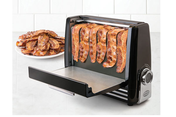 best birthday present for him bacon cooker