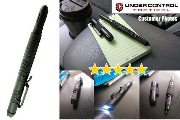 best birthday present for him tactical pen
