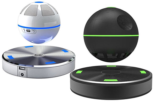 best gifts for guys levitating speaker