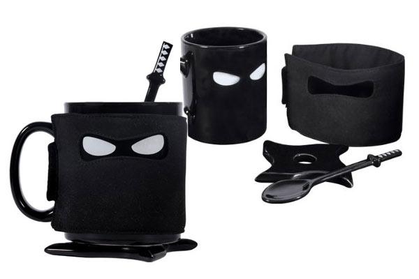 best gifts for guys ninja mug