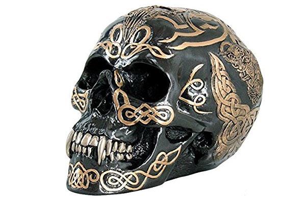 best gifts for men under 30 skull figurine