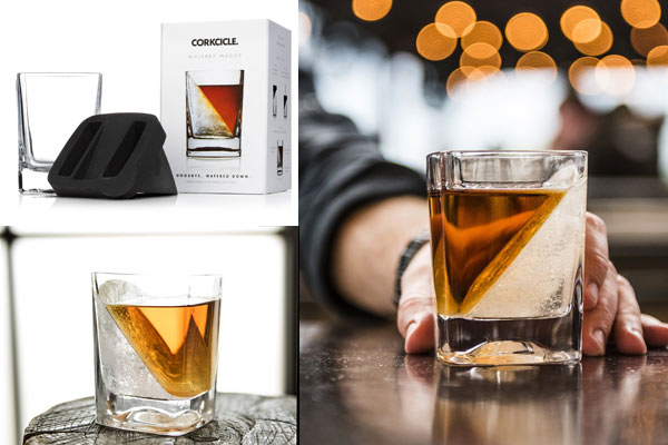 best gifts for men under 30 whiskey wedge