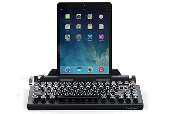 best gifts for men who have everything typewriter keyboard