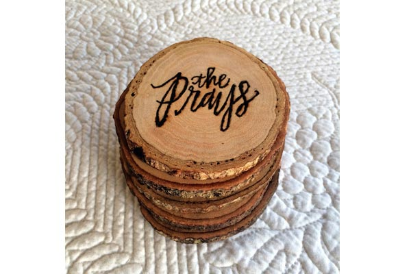 creative handmade gifts for boyfriend coaster