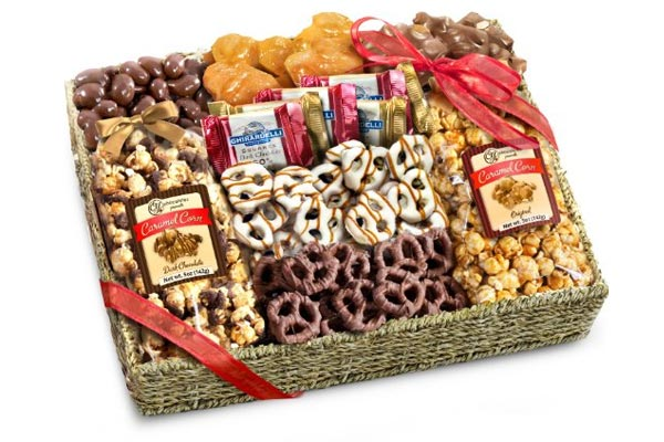 gift baskets for men biscuit