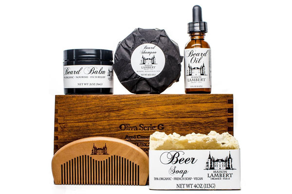 gifts for men under 100 dollars beard kit