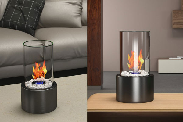 gifts for men under 50 tabletop firepit