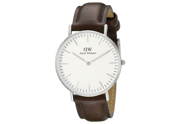 gifts under 100 for him daniel wellington watch
