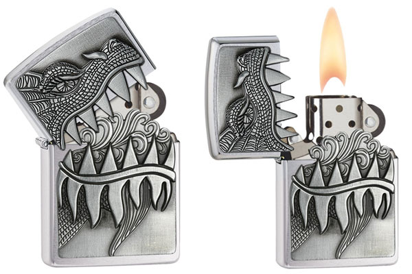 gifts under 100 for him dragon lighter