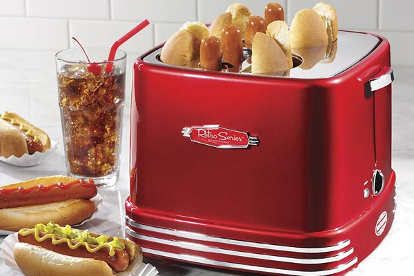 special gifts for husband on his birthday hot dog maker