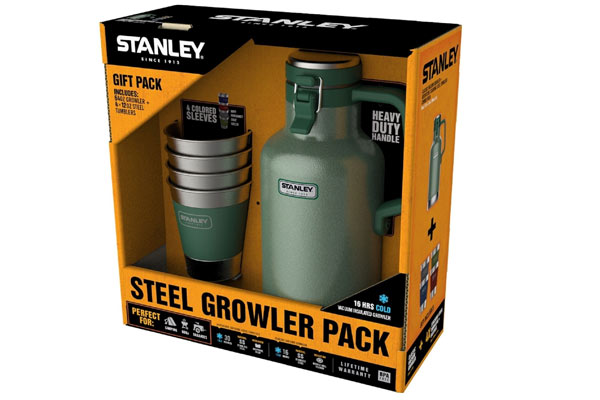 the perfect gift for him growler