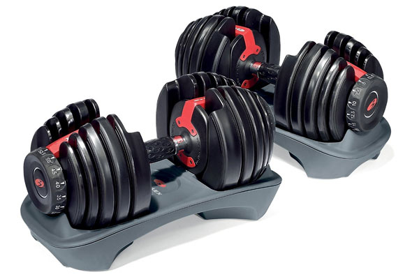 best gift for a man adjustable dumbell