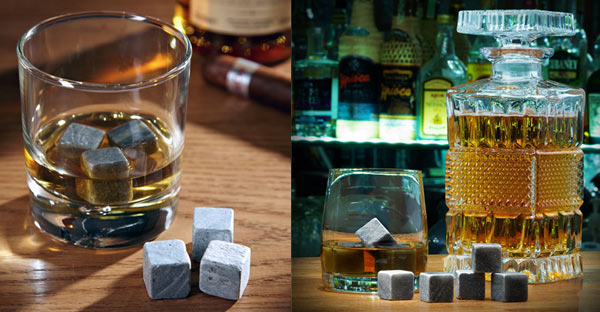 cheap christmas gifts for him whiskey stones