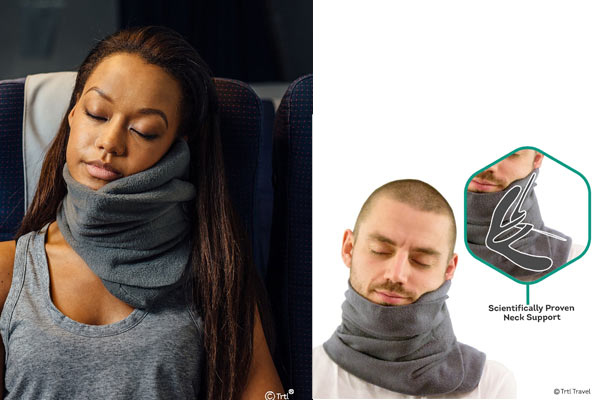 dad christmas gifts neck support travel pillow