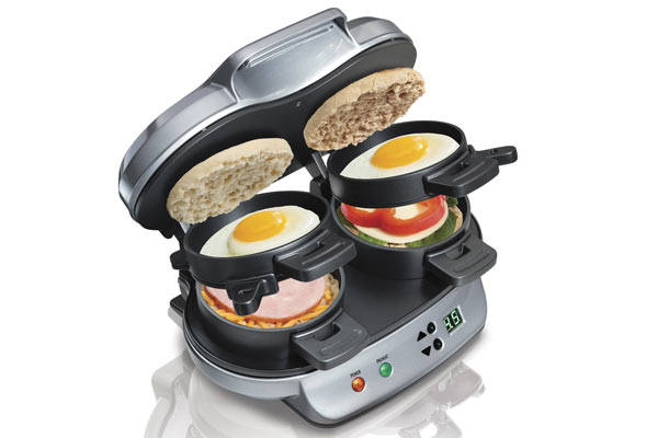 dad christmas gifts sandwich maker