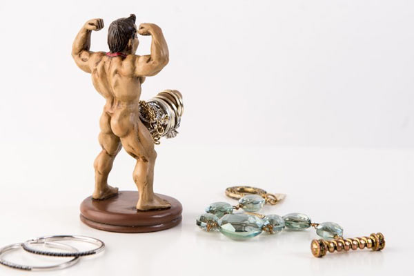 funny birthday gifts for him ring holder