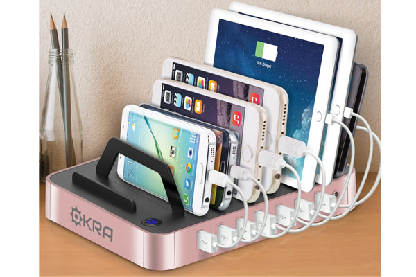 gift ideas for male coworkers charging dock