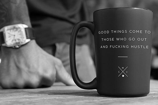 gift ideas for male coworkers inspirational mug