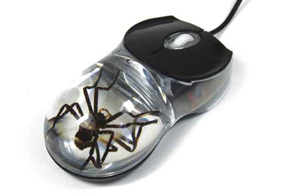 gift ideas for male coworkers spider mouse