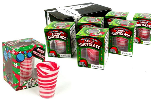 gifts to get your boyfriend for christmas candy shot glass
