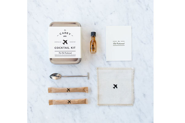 great gifts for guys cocktail kit