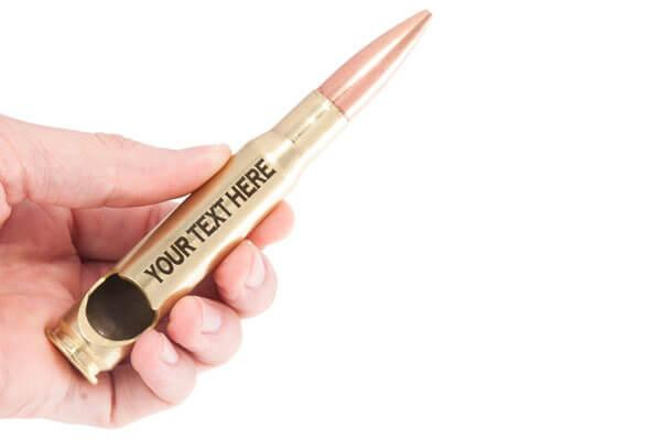 small presents for guys bullet shape bottle opener