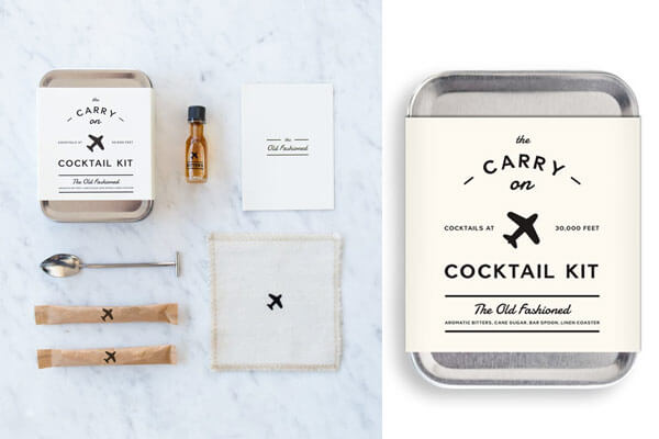 small presents for guys carry on cocktail