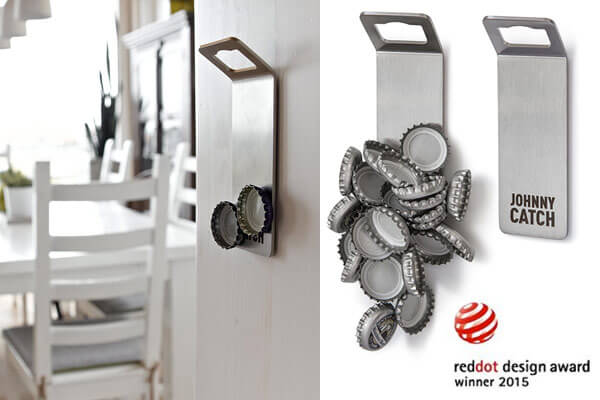 small presents for guys magnetic bottle opener